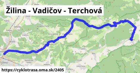 ilustračný obrázok k Žilina - Vadičov - Terchová bf62c02611e