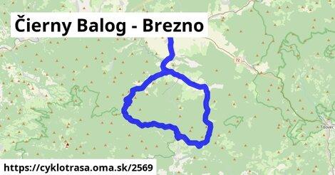 Čierny Balog - Brezno