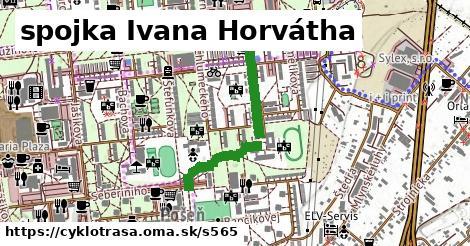 spojka Ivana Horvátha