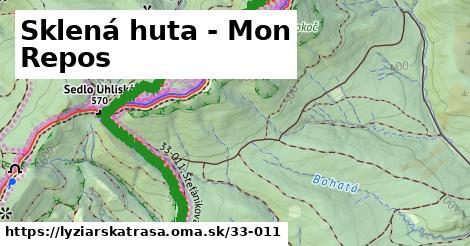 ilustračný obrázok k Sklená huta - Mon Repos
