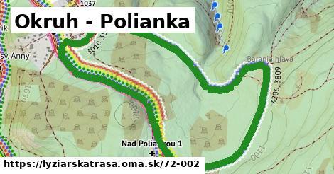 ilustračný obrázok k Okruh - Polianka