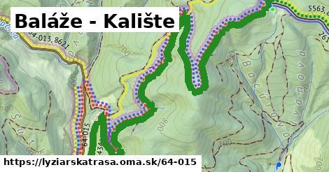ilustračný obrázok k Baláže - Kalište