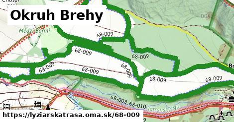 ilustračný obrázok k Okruh Brehy
