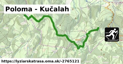 ilustračný obrázok k Poloma - Kučalah