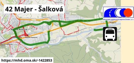 ilustračný obrázok k 42 Majer - Šalková
