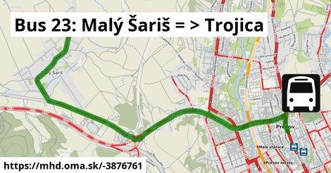 ilustračný obrázok k Bus 25: Sídlisko III => Sibírska