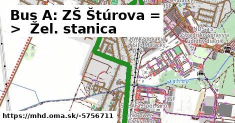 ilustračný obrázok k Bus 255: R. Dilonga => ŽST