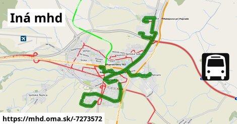 ilustračný obrázok k Linka 4: Nové Mesto Juh III>Stráže námestie>Matejovce, Hnilec
