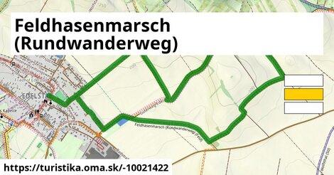 Feldhasenmarsch (Rundwanderweg)