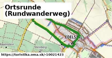 Ortsrunde (Rundwanderweg)