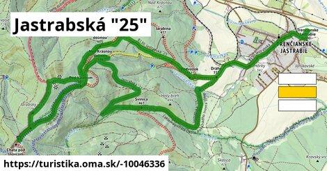 "Jastrabská ""25"""
