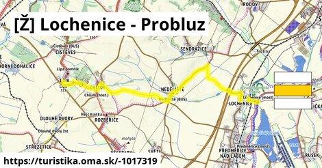 [Ž] Lochenice - Probluz