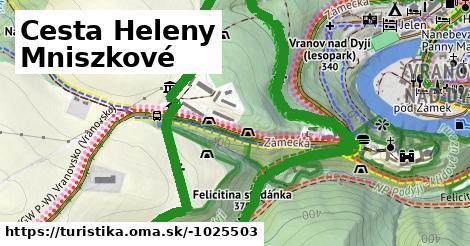 Cesta Heleny Mniszkové
