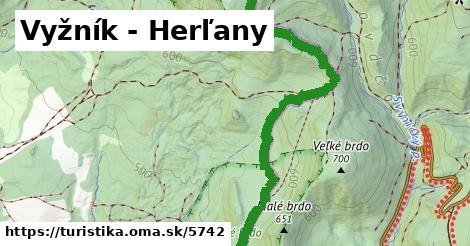 ilustračný obrázok k Vyžník - Herľany