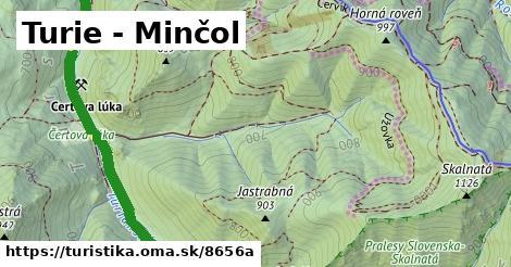 ilustračný obrázok k Turie - Minčol 02f8311ab75