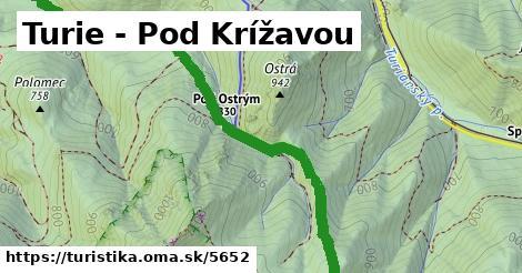 ilustračný obrázok k Turie - Pod Krížavou d86a0c8db03