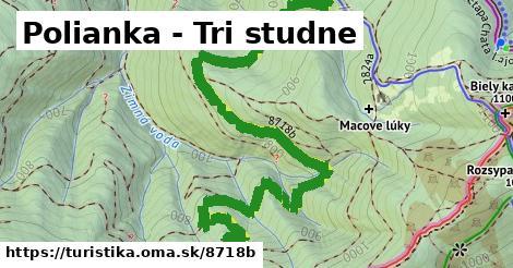 ilustračný obrázok k Polianka - Tri studne