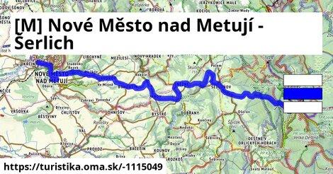 [M] Nové Město nad Metují - Šerlich