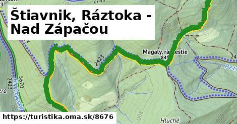 ilustračný obrázok k Štiavnik, Ráztoka - Nad Zápačou
