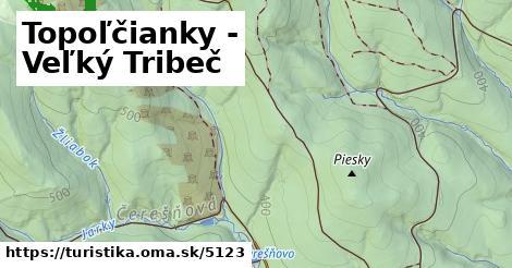 ilustračný obrázok k Topoľčianky - Javorový vrch