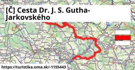 [Č] Cesta Dr. J. S. Gutha-Jarkovského