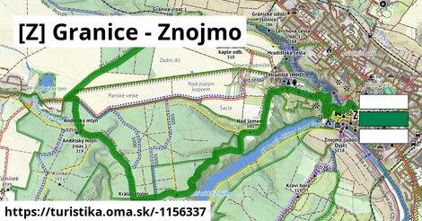 [Z] Granice - Znojmo