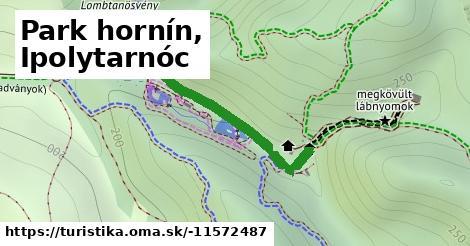 Park hornín, Ipolytarnóc