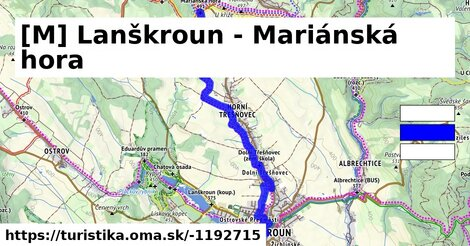 [M] Lanškroun - Mariánská hora