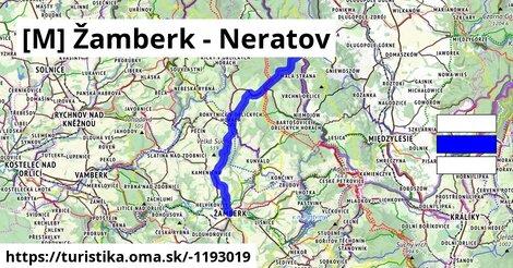 [M] Žamberk - Neratov