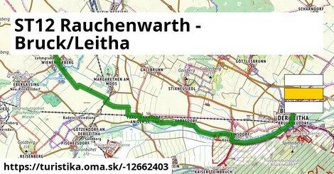 ST12 Rauchenwarth - Bruck/Leitha