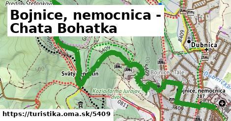 ilustračný obrázok k Bojnice, nemocnica - Chata Bohatka