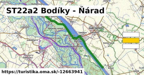 ST22a2 Bodilky - Narad