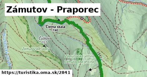 ilustračný obrázok k Zámutov - Praporec