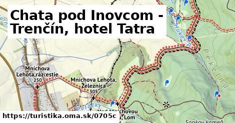 ilustračný obrázok k Chata pod Inovcom - Trenčín, hotel Tatra