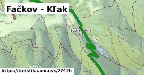 ilustračný obrázok k Fačkov - Kľak