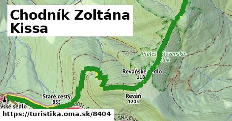 ilustračný obrázok k Fačkovské sedlo - Kľak