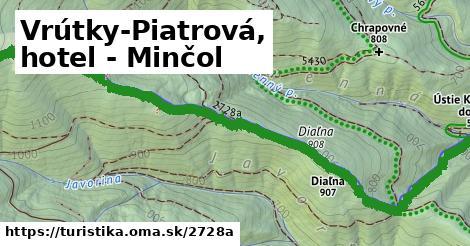 ilustračný obrázok k Vrútky-Piatrová, hotel - Minčol