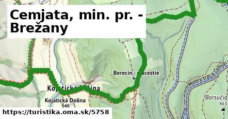 ilustračný obrázok k Cemjata, min. pr. - Brežany
