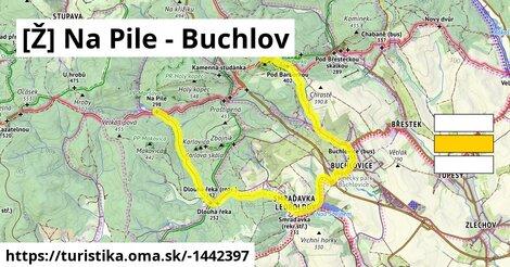[Ž] Na Pile - Buchlov