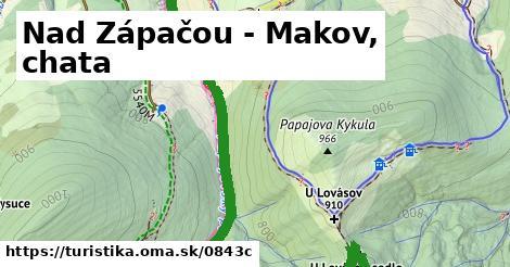 ilustračný obrázok k Nad Zápačou - Makov, chata