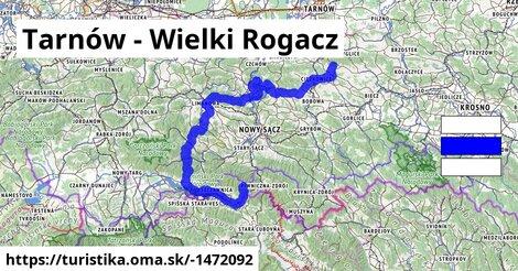 ilustračný obrázok k Tarnów - Wielki Rogacz