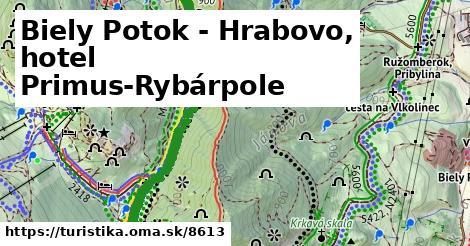 ilustračný obrázok k Biely Potok - Hrabovo, hotel Primus-Rybárpole