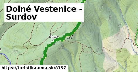 ilustračný obrázok k Dolné Vestenice - Surdov
