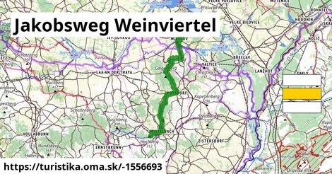 Jakobsweg Weinviertel