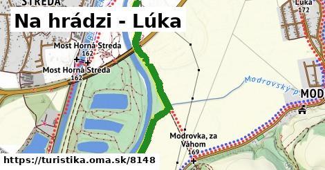 ilustračný obrázok k Na hrádzi - Lúka
