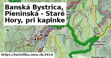 ilustračný obrázok k Banská Bystrica, Pieninská - Staré Hory, pri kaplnke