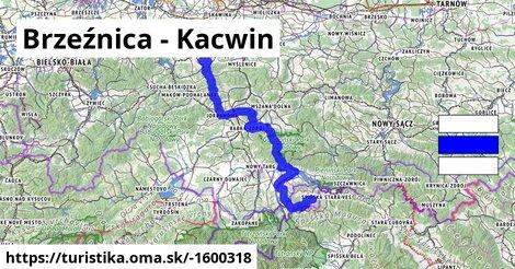 Brzeźnica - Kacwin