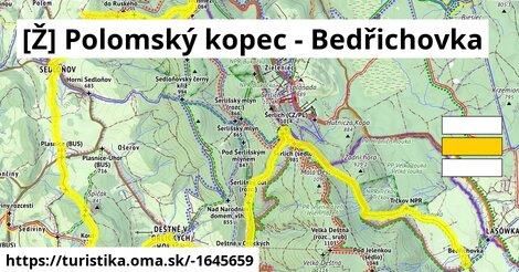 [Ž] Polomský kopec - Bedřichovka