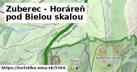 ilustračný obrázok k Zuberec - Horáreň pod Bielou skalou