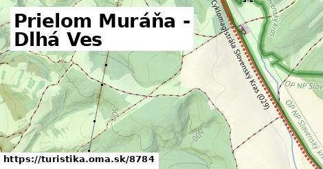 ilustračný obrázok k Prielom Muráňa - Dlhá Ves